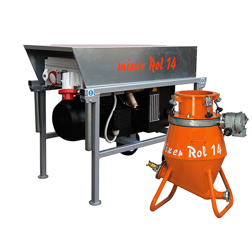 Mixer Rol 14 – Tipo 140 Rietschle